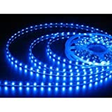 JSG Accessories 5M 300 LED`s 3528 SMD BLUE colour Flexible LED Strip Light Non-Waterproof HIGH QUALITY