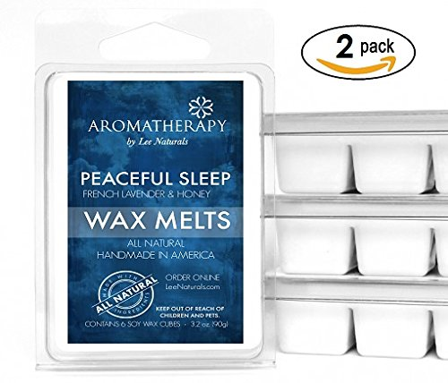 AROMATHERAPY Wax Melts (MANY SELECTIONS) Premium All Natural 6-Piece Soy Wax Melts. Hand made in ...