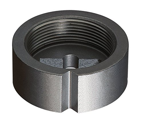 Greenfield Threading 423126 Cap, 5 1/2 to 3/4'', Carbon Steel, Uncoated (Bright) Coating, 2-Piece by Greenfield Threading