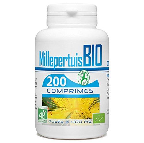 Millepertuis Bio AB 400mg – 200 comprimés