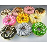 Kawaii Squishy French Cruller (Includes 1; styles vary) Medium by BCmini