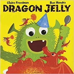 Book Dragon Jelly