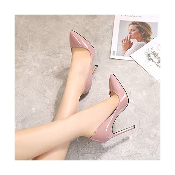 Ochenta - Zapato de fiesta rosa nude