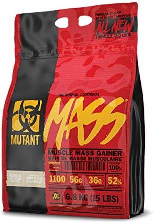 Mutant Mutant Mass - 6,8 kg Chocolate Fudge Brownie