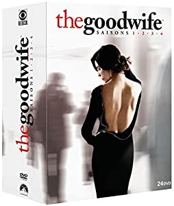 The Good Wife - Saisons 1 à 4 [Francia] [DVD]