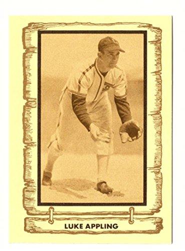 1980 Cramer Baseball Legends - CHICAGO WHITE SOX 1980 Baseball Legends