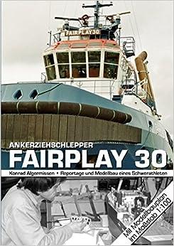 Book Ankerziehschlepper Fairplay 30