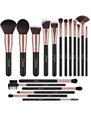 BESTOPE Makeup Brushes 18pcs