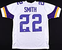 Harrison Smith Autographed Signed Minnesota Vikings Jersey Certified Authentic TSE Hologram & Coa Card
