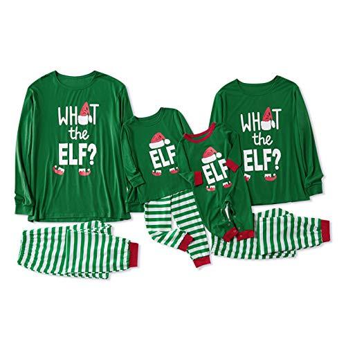 Yaffi Matching Family Pajamas Sets Christmas PJ