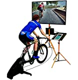 CHAPSTAND Indoor Cycling Kit Compatible with Zwift Trainer Raod Sufferfest Garmin Wahoo