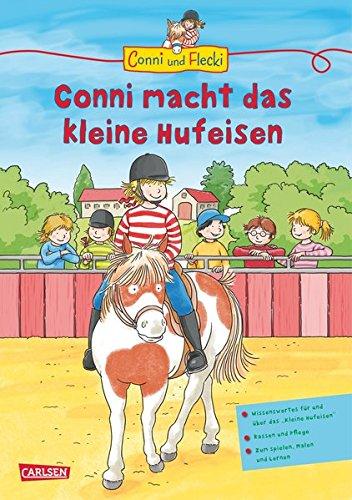 Conni Und Flecki Conni Macht Das Kleine Hufeisen Amazon De Sorensen Hanna Velte Ulrich Bucher