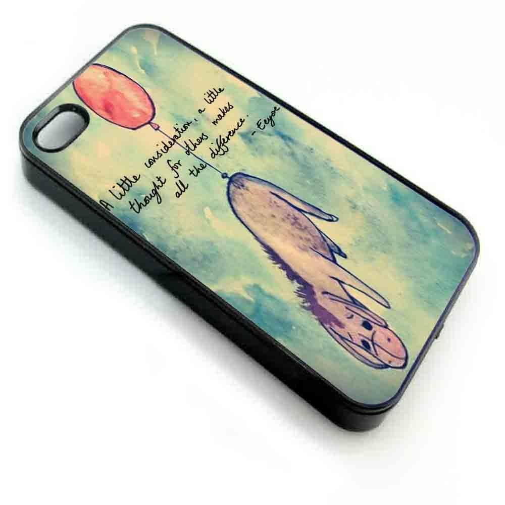 Eeyore Quotes | Amazon Com Winnie The Pooh Eeyore Quotes Iphone Case Iphone 5 5s