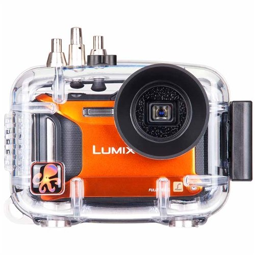 (Ikelite 6270.06 Underwater Camera Housing for Panasonic TS5, TS6, FT5, FT6 Digital Camera)