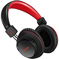 Mpow H1 On-Ear Wired Headphones (Black)