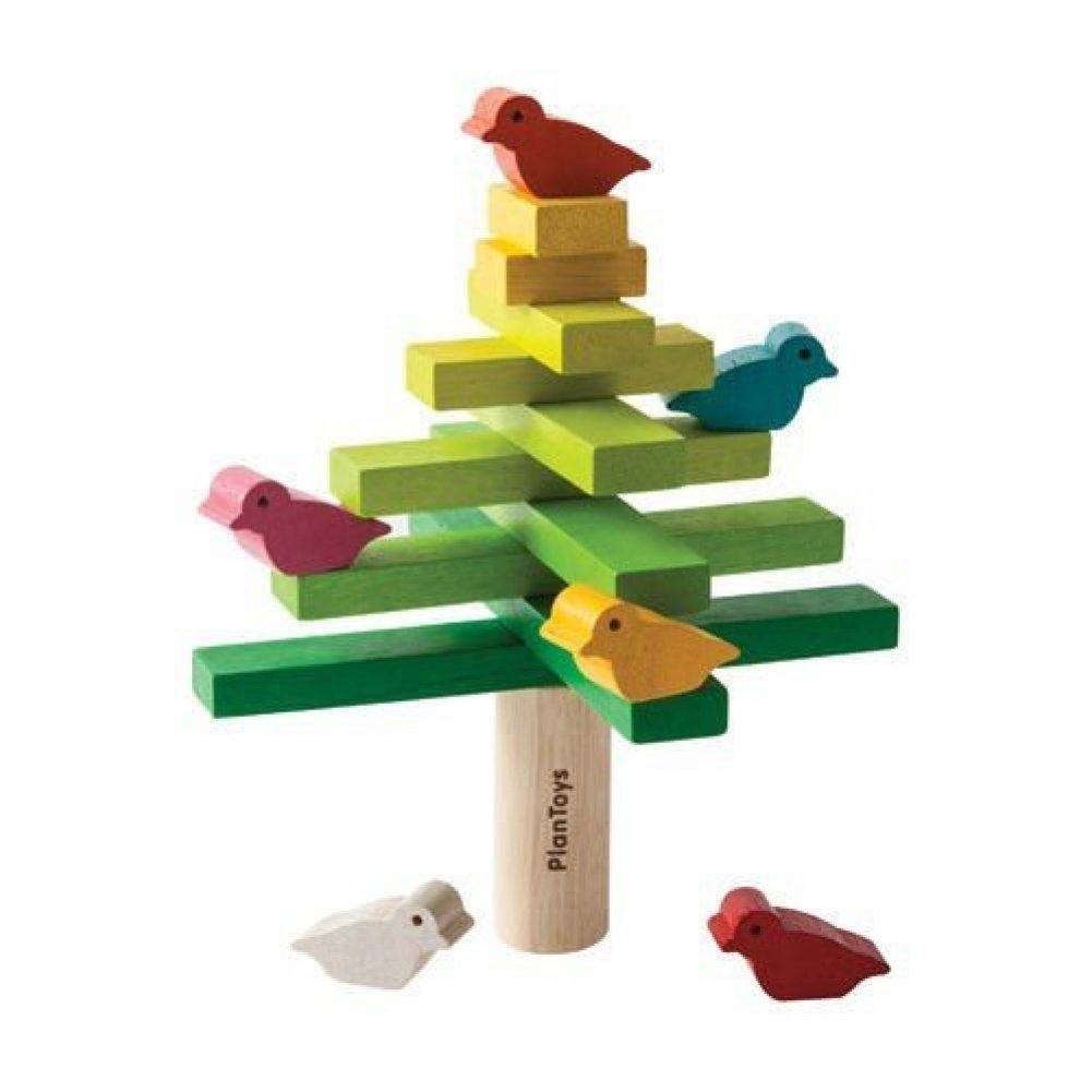 PlanToys Balancing Tree Game