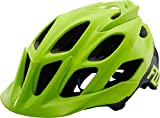 Cheap Fox Racing Flux Helmet Flo Yellow, L/XL