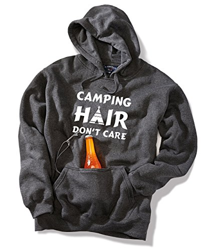 Gear Custom (Camping Hair, Beer hoodie, Outdoors, Beer, Craft Beer, Gifts for Him, Hoodie, Custom hoodie, Camping gear)