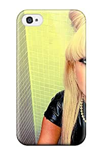 Nannette J. Arroyo's Shop 5272070K12956996 New Arrival Lady Gaga Case Cover/ 4/4s Iphone Case