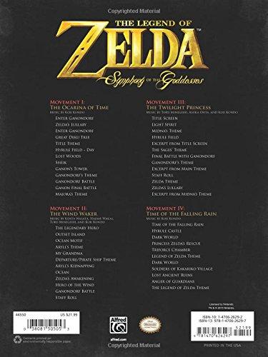The Legend of Zelda Symphony of the Goddesses: Piano Solos: Koji