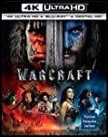Warcraft [4K Ultra HD + Blu-ray + Dig...