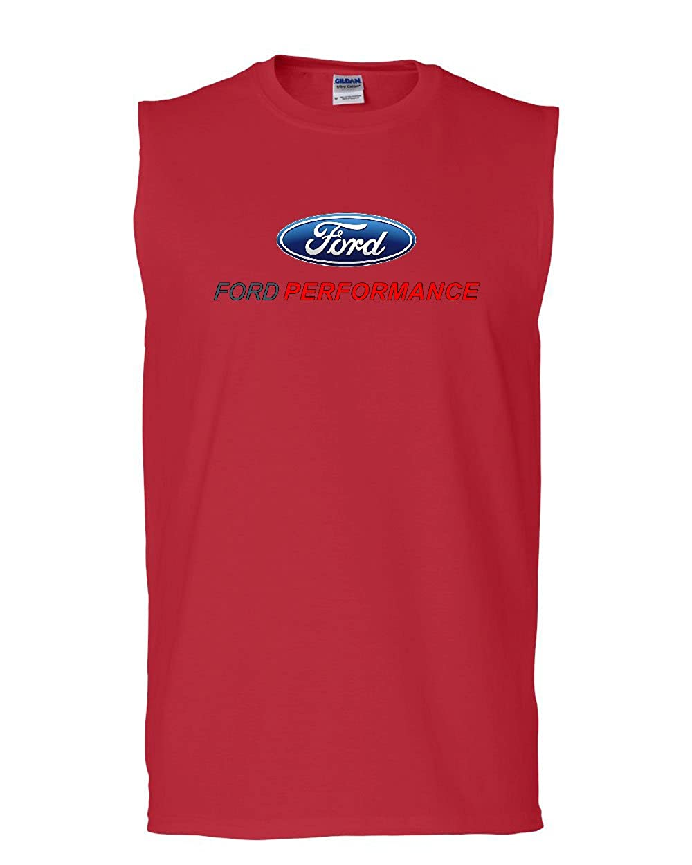 Ford Performance Muscle Shirt Ford Mustang GT ST Racing