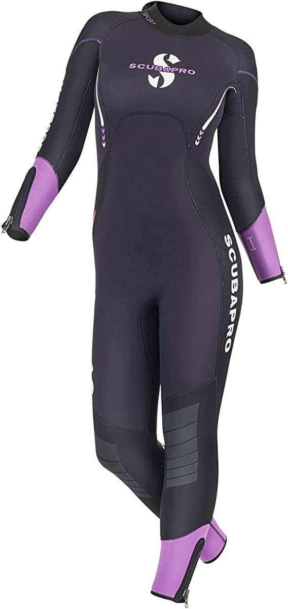 Scubapro Sport Steamer 5mm Backzip Women's Wetsuit