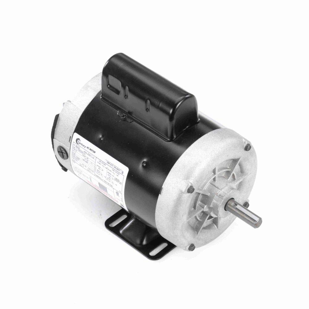 1hp 3600RPM Aeration Farm Motor 56Frame 115/230volts AO Smith/Century Electric Motor # B222
