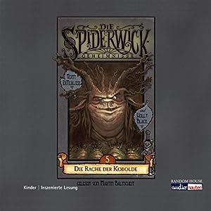 Die Rache der Kobolde (Die Spiderwick Geheimnisse 5) Hörbuch