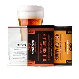 Ye Olde Devil Nut Brown Ale Plus Beer Refill