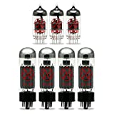 JJ Tube Upgrade Kit For Marshall JCM900 4100, 4101, 4102 Amps EL34B ECC83S