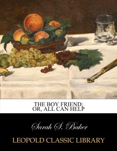 The boy friend; or, all can help pdf
