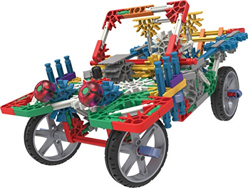 51dakKqeIkL - K'NEX Imagine – Power and Play Motorized Building Set – 529 Pieces – Ages 7 and Up – Construction Educational Toy