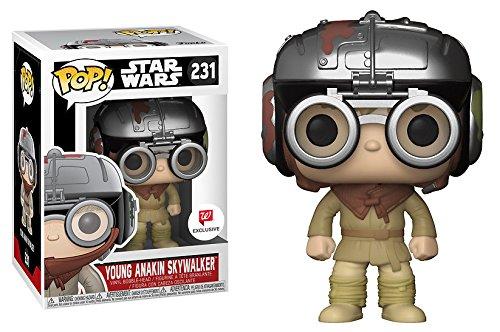 Funko POP! Star Wars: Young Anakin Skywalker Exclusive #231