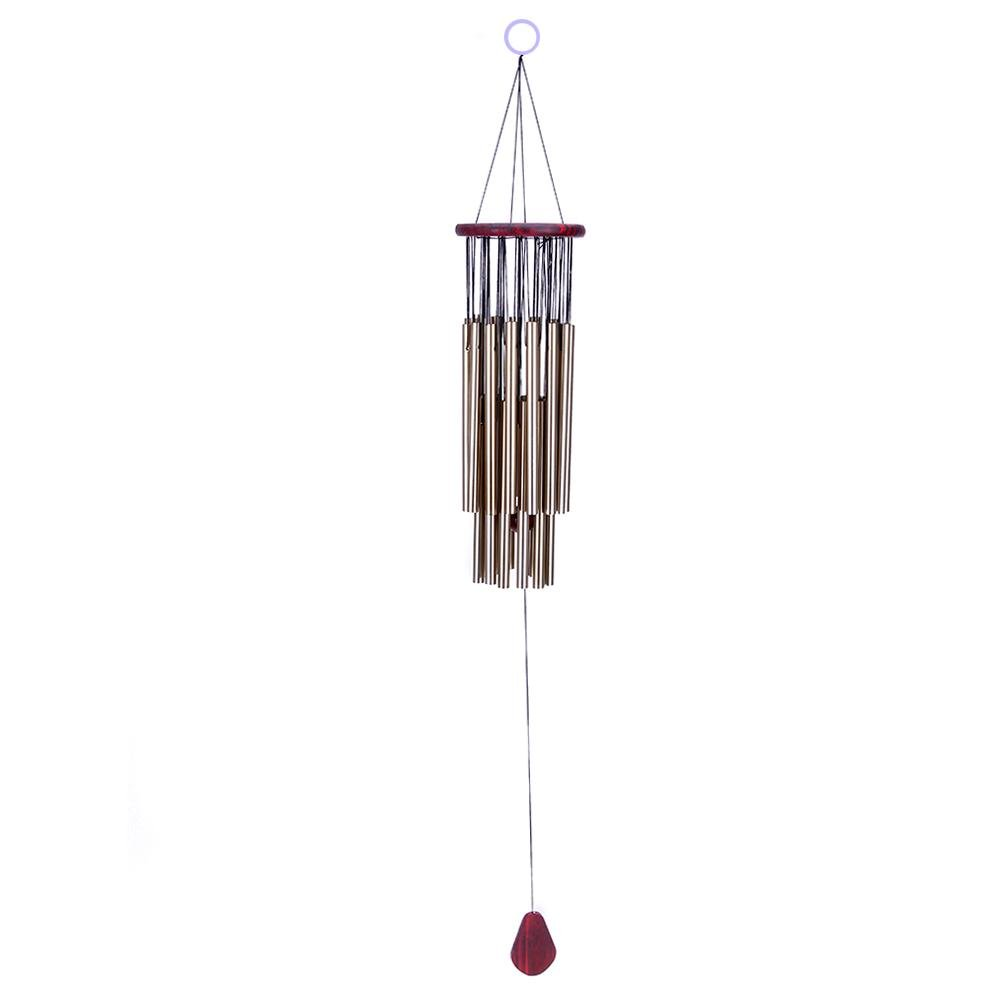 Outdoor Wind Chime,Awakingdemi Outdoor Garden Yard Home Living Wind Chimes 27 Tubes Home Decor