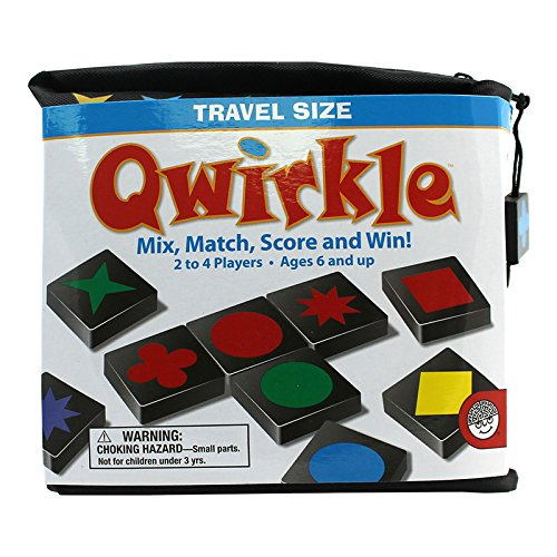 MINDWARE TRAVEL QWIRKLE (Set of 6) by MINDWARE