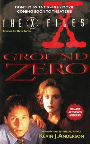book cover of Ground Zero