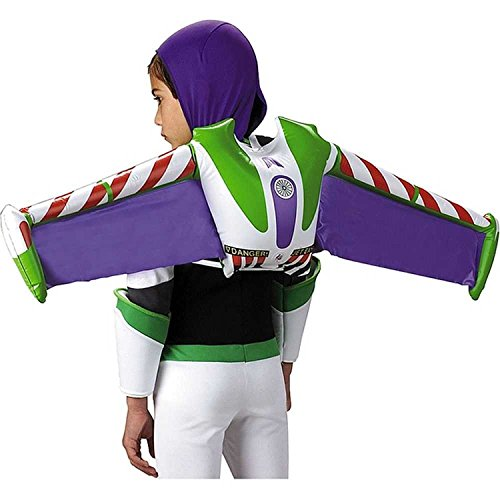 Buzz Lightyear Jet Pack,One Size Child (Jet 7 Club Halloween)