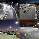 Adiding LED Parking Lot Light, Street Area Light