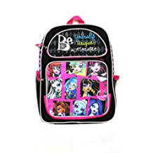 Small Size Be Yourself Monster High Backpack - Kids Size Bookbag