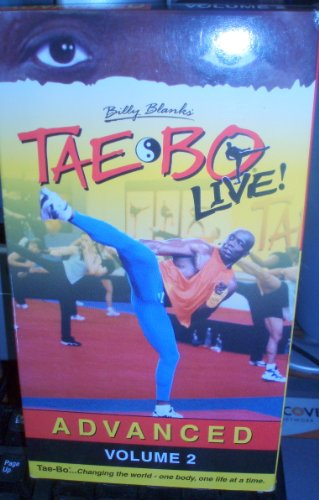 tae bo advanced vhs - 7