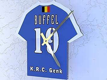 Belga Jupiler Pro League – fútbol KIT reloj – personalizable – diseño de marca nuevo acrílico