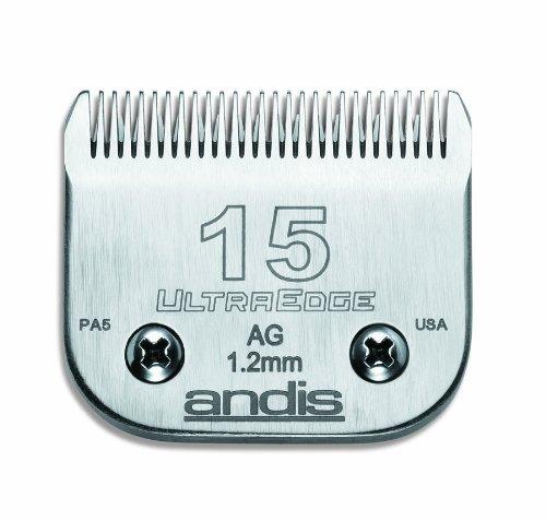 Andis UltraEdge Clipper Blade 15 3/64 In Cut (15 Blade Set)
