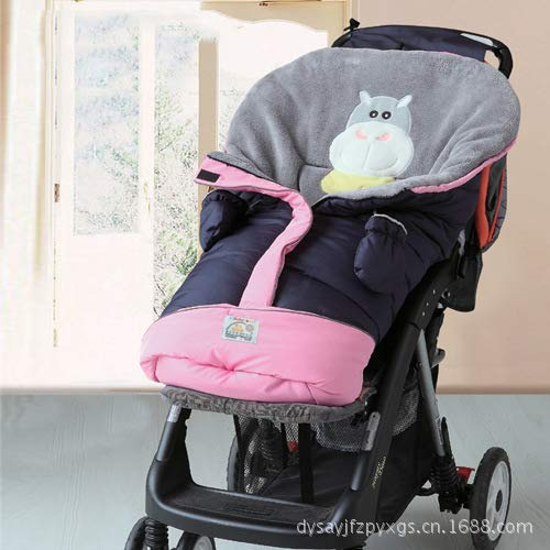 $67.98 Target Infant Car Seats 2018 Winter Baby Stroller Sleeping Bags Warm Envelope for Newborn Infant Windproof Cocoon Stroller Sleepsacks Footmuff Foot 2019