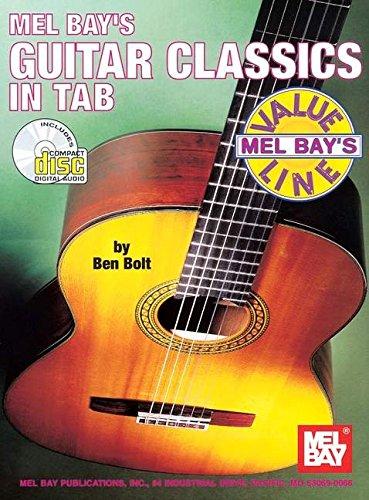 Mel Bay's Guitar Classics in Tab (Mel Bay's Value Line), Ben Bolt