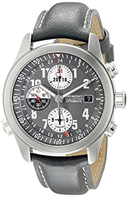 Bremont Men's Alt1-Z/DG Analog Display Swiss Automatic Grey Watch