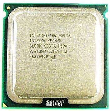 INTEL Xeon/® Processor E5430 2.66GHz 1333MHz 12MB LGA771 SLANU