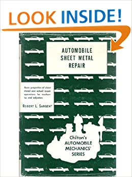 Automobile repair books free download