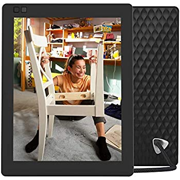 Nixplay Seed Ultra 10 Inch 2K WiFi Digital Photo Frame - Share Moments Instantly via App or E-Mail