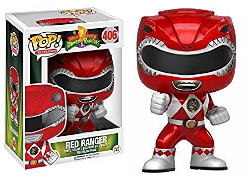 Funko Pop! Power Ranger - Red Ranger